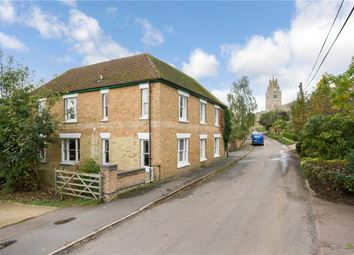 Thumbnail 6 bedroom detached house for sale in Station Road, Sutton, Ely, Cambs