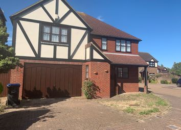 Thumbnail 4 bed detached house to rent in Wealdhurst Park, Broadstairs
