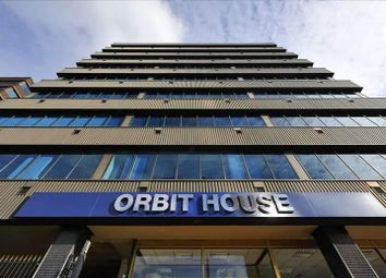 Thumbnail Serviced office to let in Orbit House, Manchester