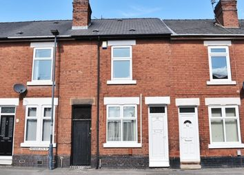 Thumbnail 2 bed terraced house for sale in Stables Street, Derby