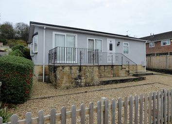 Thumbnail 2 bedroom mobile/park home for sale in Rusty Well Park, Yeovil