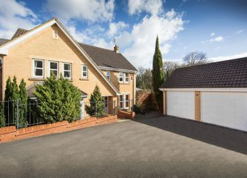 Thumbnail 4 bed detached house for sale in Theynes Croft, Long Ashton, Bristol