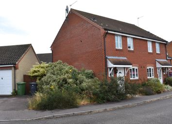 Thumbnail 3 bed semi-detached house for sale in Horsley Drive, Gorleston, Great Yarmouth