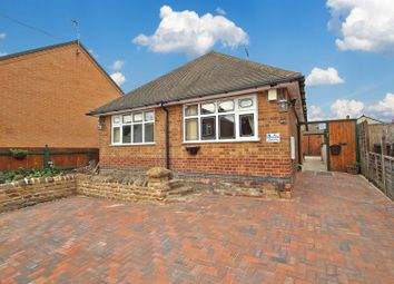 Thumbnail 3 bed detached bungalow for sale in Carnarvon Grove, Carlton, Nottingham