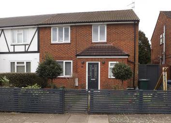 3 bed semi-detached house for sale in Bushfield Crescent, Edgware HA8