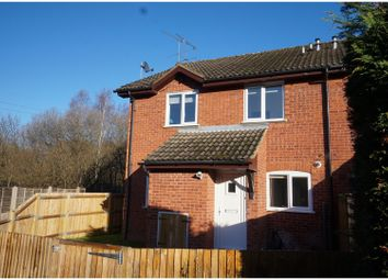 Thumbnail 2 bed terraced house for sale in Hexham Close, Sandhurst
