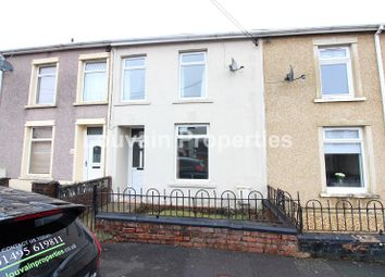 Thumbnail 2 bed terraced house for sale in Arnold Place, Tredegar, Blaenau Gwent.