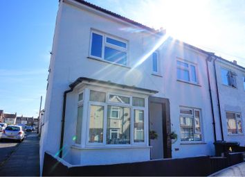 Thumbnail 2 bed maisonette for sale in Napier Road, Gravesend