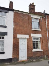 Thumbnail 1 bed terraced house to rent in Belle Vue, Leek, Staffordshire