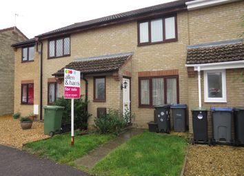Thumbnail 2 bed terraced house for sale in Foxglove Way, Calne