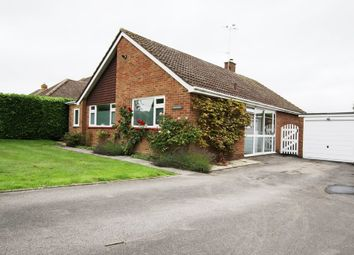 Thumbnail 2 bed detached bungalow for sale in Hazeley Close, Hartley Wintney, Hook