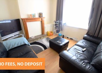 Thumbnail 4 bed terraced house to rent in Florentia Street, Cathays, Cardiff.