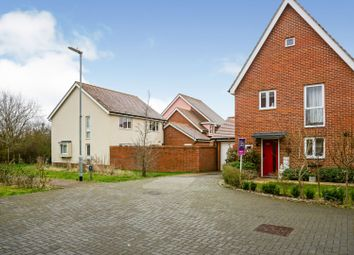 Thumbnail 4 bed detached house for sale in Spitfire Road, Cambourne, Cambridge