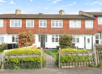Thumbnail 3 bedroom terraced house to rent in Warren Drive South, Surbiton