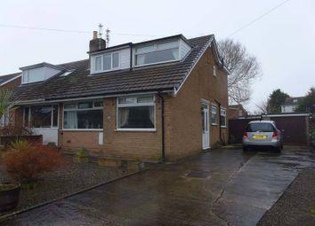Thumbnail 4 bed semi-detached bungalow for sale in Rydal Road, Hambleton, Poulton-Le-Fylde