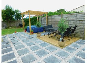Thumbnail 4 bed semi-detached house for sale in Penhill Road, Lancing