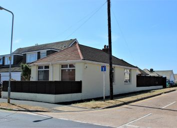 Thumbnail 2 bed detached bungalow for sale in Arundel Road, Peacehaven