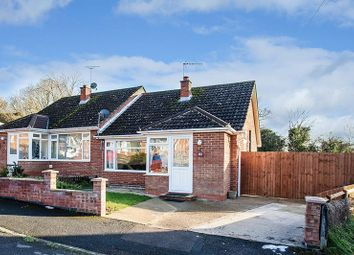 Thumbnail 2 bed semi-detached bungalow for sale in Woodlands Crescent, Buckingham