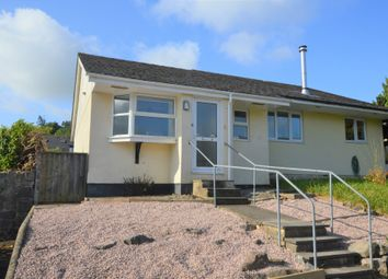 Thumbnail 2 bed semi-detached bungalow to rent in Brook View, Totnes