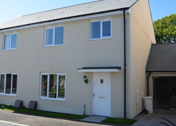 Thumbnail 4 bed town house to rent in Kingston Way, Mabe Burnthouse, Penryn