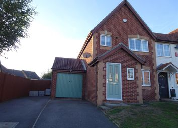 Thumbnail 3 bed semi-detached house to rent in Butts Close, Ilkeston