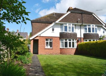 Thumbnail 4 bed property for sale in Rectory Close, Newbury