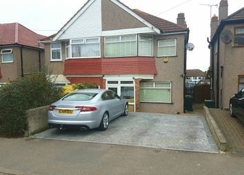 Thumbnail 3 bed semi-detached house for sale in Hallford Way, Dartford, Kent