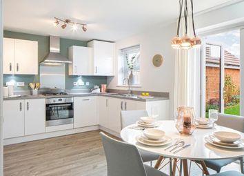 "Thumbnail 3 bed semi-detached house for sale in ""Washford"" at Bearscroft Lane, London Road, Godmanchester, Huntingdon"