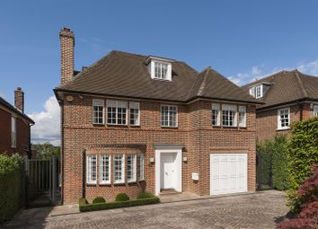 Thumbnail 4 bed property to rent in Church Mount, Hampstead Garden Suburb, London