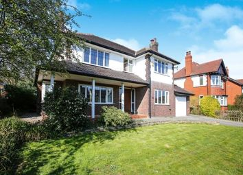 Thumbnail 4 bedroom semi-detached house for sale in Hillcourt Road, Romiley, Stockport, Cheshire