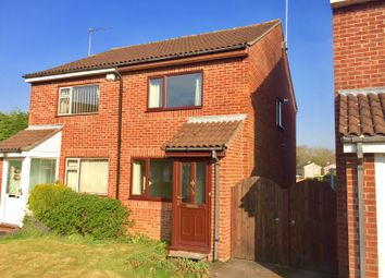 Thumbnail 2 bedroom semi-detached house for sale in Canterbury Close, Yate, Bristol