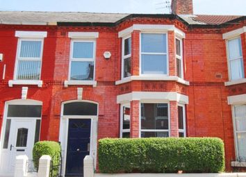 Thumbnail 3 bedroom terraced house for sale in Kenmare Road, Wavertree, Liverpool