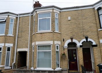 Thumbnail 4 bedroom terraced house for sale in Dryden Street, Hull