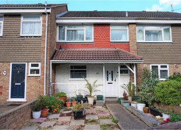 Thumbnail 3 bedroom terraced house for sale in Walderslade Road, Chatham