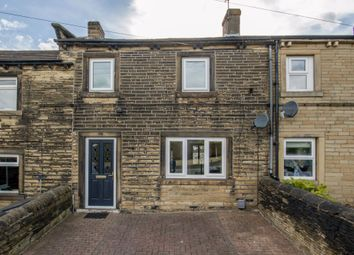 Thumbnail 2 bed terraced house for sale in New Road, Kirkheaton, Huddersfield