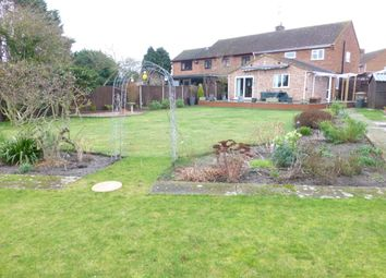 Thumbnail 3 bed semi-detached house for sale in Coxlea Close, Evesham
