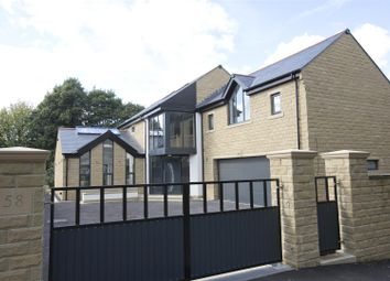 Thumbnail 4 bed property for sale in 58 Crowtrees Lane, Brighouse
