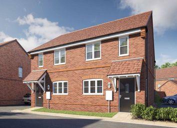Thumbnail 2 bedroom semi-detached house for sale in Redbridge Lane, Nursling