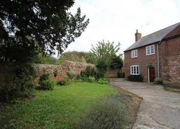 Thumbnail 3 bed semi-detached house to rent in Down Street, West Ashling, Chichester