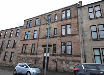 Thumbnail 1 bed flat for sale in Brachelston Street, Greenock, Renfrewshire