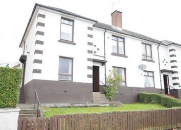 Thumbnail 2 bed flat for sale in Sandbank Street, Glasgow