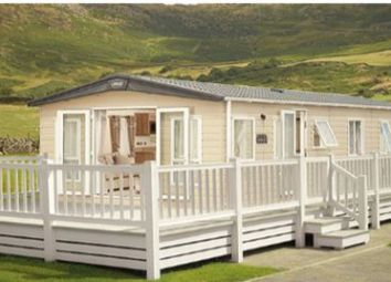 Thumbnail 3 bed mobile/park home for sale in Abi Beaumont, Hafan Y Mor Holiday Park, Pwllheli, Gwynedd
