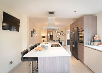 Thumbnail 4 bed detached house for sale in Forshaw Heath Road, Earlswood, Solihull