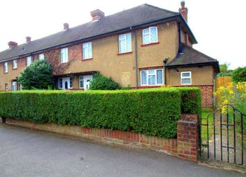 Thumbnail 3 bed end terrace house to rent in Arnold Road, Staines