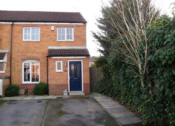 Thumbnail 3 bed terraced house for sale in Kedleston Road, Grantham