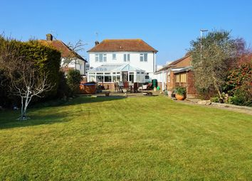 Thumbnail 5 bed detached house for sale in Littlehampton Road, Worthing