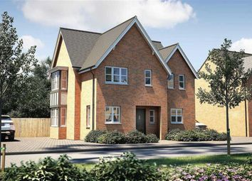 Thumbnail 4 bedroom detached house for sale in Southam Grange, Southam
