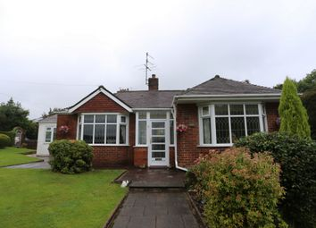 Thumbnail 3 bedroom bungalow for sale in Trentham Road, Blurton