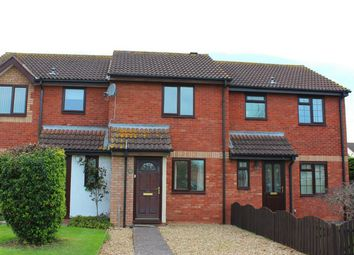Thumbnail 2 bed terraced house to rent in Redlake Drive, Taunton