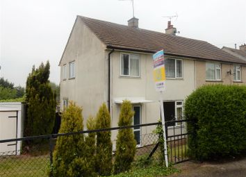 Thumbnail 3 bed semi-detached house for sale in Keswick Road, Worksop
